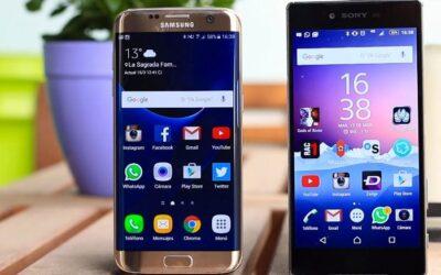 Sony Xperia Z5 Premium vs Samsung Galaxy S7 edge ¿cuál es mejor?