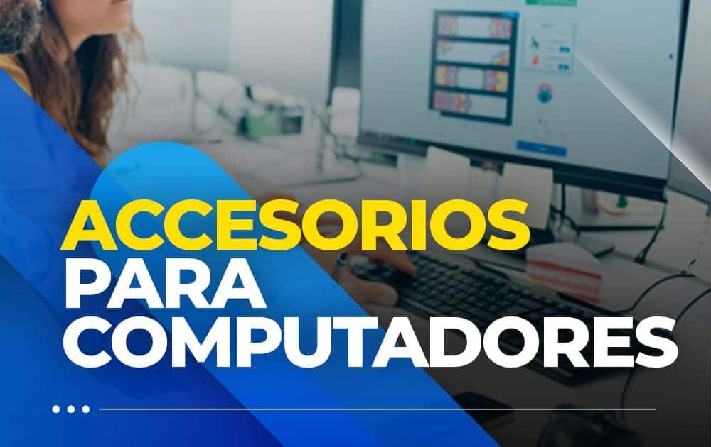 accesorios para computadores